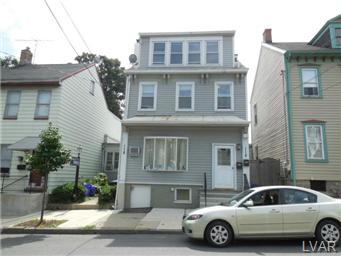 Rental Homes for Rent, ListingId:29076283, location: 118 Cattell Street Easton 18042