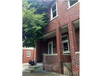 Rental Homes for Rent, ListingId:29084630, location: 536 Ridge Avenue Allentown 18102