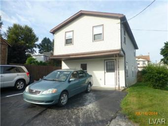 Rental Homes for Rent, ListingId:29094807, location: 215 Franklin Street Emmaus 18049