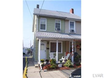 Rental Homes for Rent, ListingId:29101572, location: 728 4th Street Catasauqua 18032