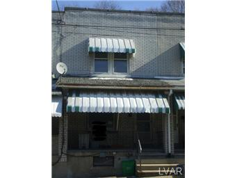 Rental Homes for Rent, ListingId:29120170, location: 135 North Filbert Street Allentown 18109