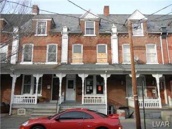 Rental Homes for Rent, ListingId:29138239, location: 519 West Liberty Street Allentown 18102