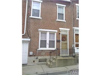 Rental Homes for Rent, ListingId:29138242, location: 416 North Hall Street Allentown 18102