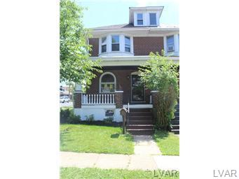 Rental Homes for Rent, ListingId:29155940, location: 102 West Lincoln Street Easton 18042