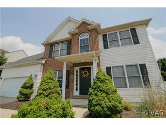 Rental Homes for Rent, ListingId:29155985, location: 5143 Cassidy Drive Schnecksville 18078