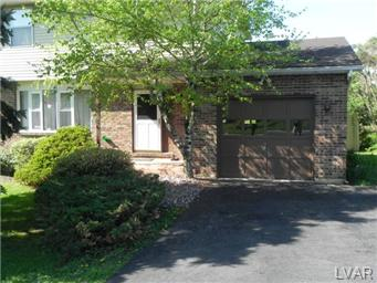 Rental Homes for Rent, ListingId:29164149, location: 3820 Timothy Lane Bethlehem Twp 18020