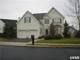 Rental Homes for Rent, ListingId:29400503, location: 350 Lenape Trail Allentown 18104