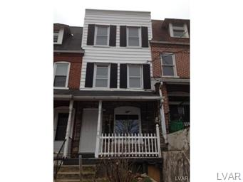 Rental Homes for Rent, ListingId:29183721, location: 390 1/2 West Tilghman Street Allentown 18102