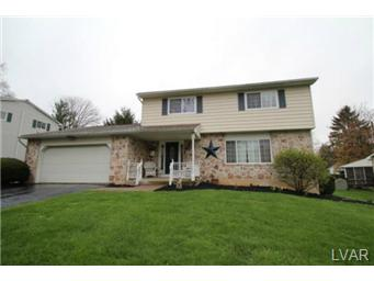 Rental Homes for Rent, ListingId:29192335, location: 7516 Violet Circle MacUngie 18062