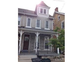 Rental Homes for Rent, ListingId:29219897, location: 522 4th Avenue Bethlehem 18018