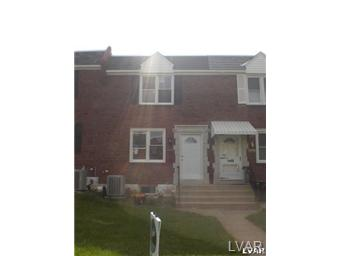 Rental Homes for Rent, ListingId:29243658, location: 1910 South Delaware Street Allentown 18103