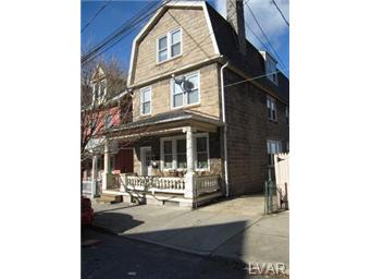 Rental Homes for Rent, ListingId:29243667, location: 819 East 5th Street Bethlehem 18015