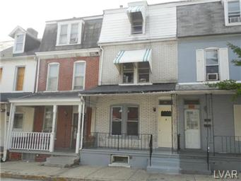 Rental Homes for Rent, ListingId:29247919, location: 642 North Law Street Allentown 18102