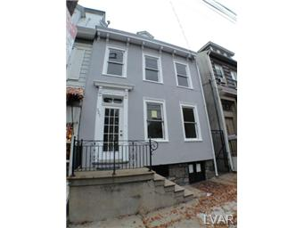 Rental Homes for Rent, ListingId:29255618, location: 321 Cattell Street Easton 18042