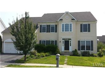 Rental Homes for Rent, ListingId:29284142, location: 4737 Yorkshire Court MacUngie 18062