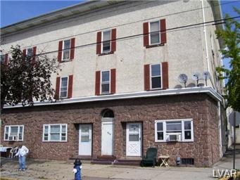 Rental Homes for Rent, ListingId:29292743, location: 401 North Front Street Catasauqua 18032