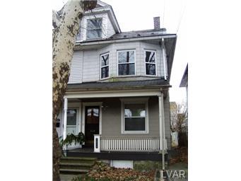 Rental Homes for Rent, ListingId:29299811, location: 1024 Center Street Bethlehem 18018