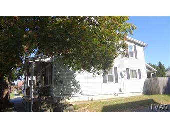 Rental Homes for Rent, ListingId:29306371, location: 1312 North New Street Bethlehem 18018