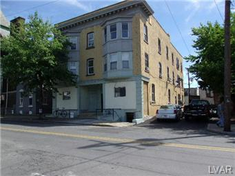 Rental Homes for Rent, ListingId:29340010, location: 13 # 5 North Second Street Allentown 18101