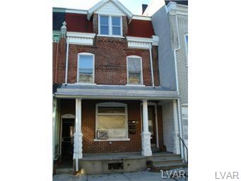 Rental Homes for Rent, ListingId:29390070, location: 238 1/2 North 11th Street Allentown 18102