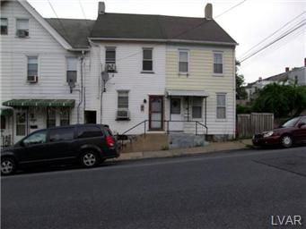 Rental Homes for Rent, ListingId:29390099, location: 138 South 11Th Street Easton 18042
