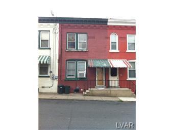 Rental Homes for Rent, ListingId:29407800, location: 332 Vine Street Bethlehem 18015
