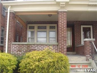 Rental Homes for Rent, ListingId:29416407, location: 1946 West Chew Street Allentown 18104