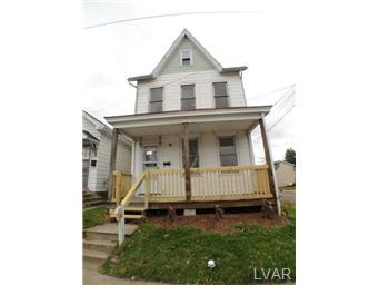 Rental Homes for Rent, ListingId:29441637, location: 452 South 21st Street Easton 18042