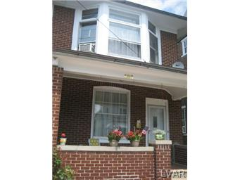 Rental Homes for Rent, ListingId:29454167, location: 428 West North Street Bethlehem 18018