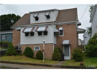 Rental Homes for Rent, ListingId:29463954, location: 533 North 7th Bangor 18013