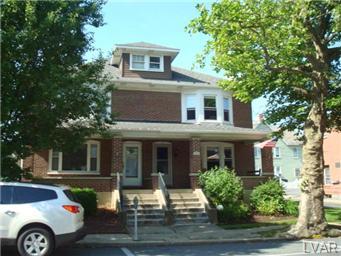 Rental Homes for Rent, ListingId:29471957, location: 121 Belvidere Street Nazareth 18064