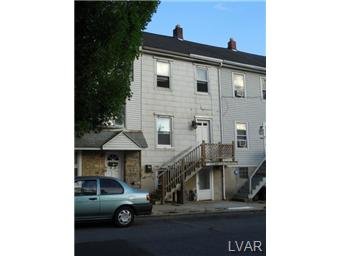 Rental Homes for Rent, ListingId:29480498, location: 236 East Walnut Street Allentown 18109