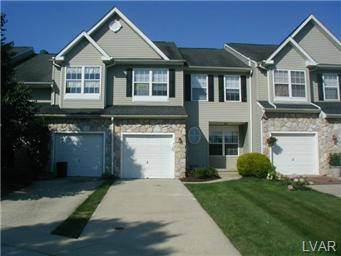 Rental Homes for Rent, ListingId:29506483, location: 4466 Fairway Court Upper Saucon 18034