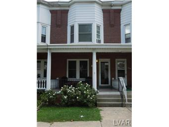 Real Estate for Sale, ListingId: 29506441, Bethlehem,PA18018