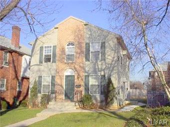Rental Homes for Rent, ListingId:29506542, location: 909 North 18th Street Allentown 18104