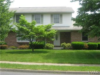 Rental Homes for Rent, ListingId:29544634, location: 3878 Southland Drive Hanover Twp 18706