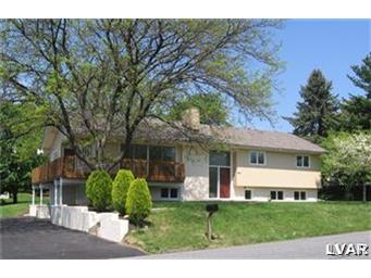 Rental Homes for Rent, ListingId:29577393, location: 1121 West Oakhurst Drive Slatington 18080