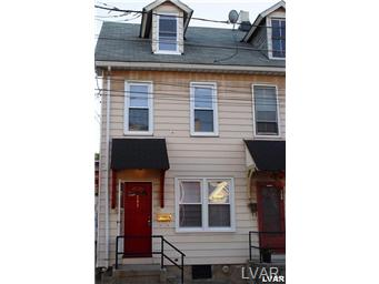 Rental Homes for Rent, ListingId:29602196, location: 706 East 5th Street Bethlehem 18015