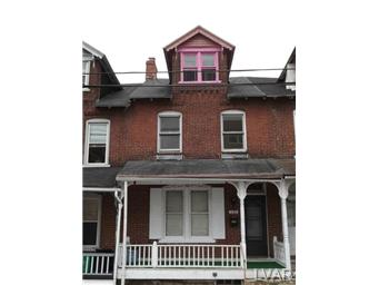 Rental Homes for Rent, ListingId:29618020, location: 1134 West Maple Street Allentown 18102