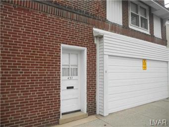Rental Homes for Rent, ListingId:29636333, location: 437 North Fulton Street Allentown 18102