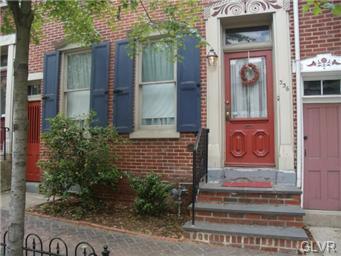 Rental Homes for Rent, ListingId:29653557, location: 336 North 8th Street Allentown 18102