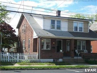 Rental Homes for Rent, ListingId:29668537, location: 1618 Main Street Bethlehem 18018