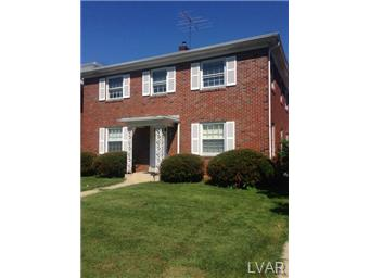 Rental Homes for Rent, ListingId:29668540, location: 2435 West Tilghman Street Allentown 18104