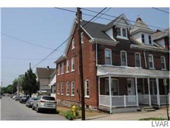 Rental Homes for Rent, ListingId:29685940, location: 727 High Street Bethlehem 18018