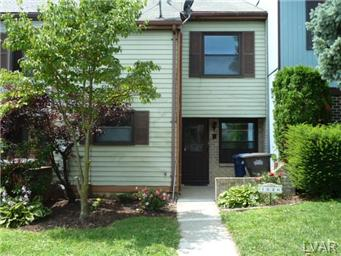 Rental Homes for Rent, ListingId:29703125, location: 1626 Shiloh Court Allentown 18104