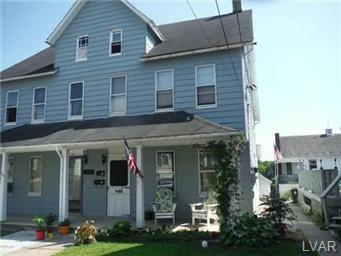 Rental Homes for Rent, ListingId:29720694, location: 310 East Walnut Street Nazareth 18064