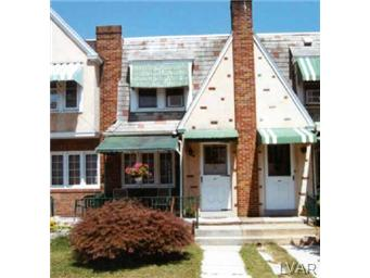 Rental Homes for Rent, ListingId:29754239, location: 527 North Lafayette Street Allentown 18104
