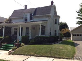 Rental Homes for Rent, ListingId:29754252, location: 18 South Whitfield Street Nazareth 18064