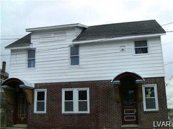 Rental Homes for Rent, ListingId:29765357, location: 15 South 18th Street Easton 18042