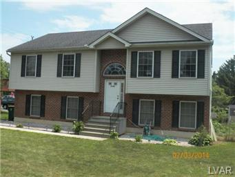 Rental Homes for Rent, ListingId:29787939, location: 2740 Freemansburg Avenue Palmer Twp 18045